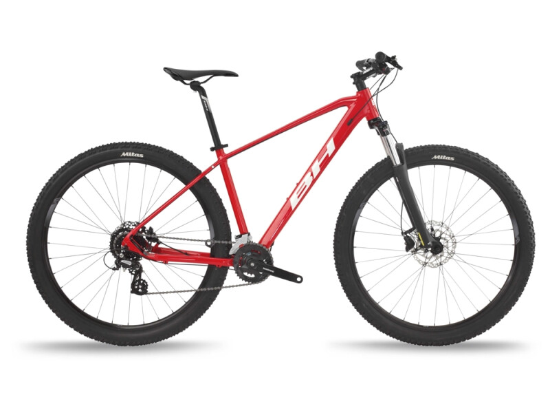BH Bikes SPIKE 2.0 Red-Black