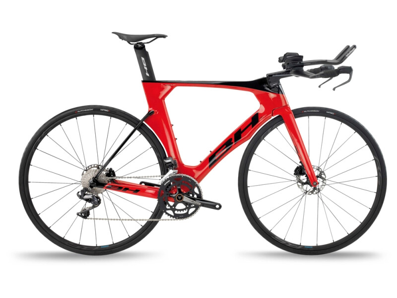 BH Bikes AEROLIGHT Disc 4.0 Red-Black