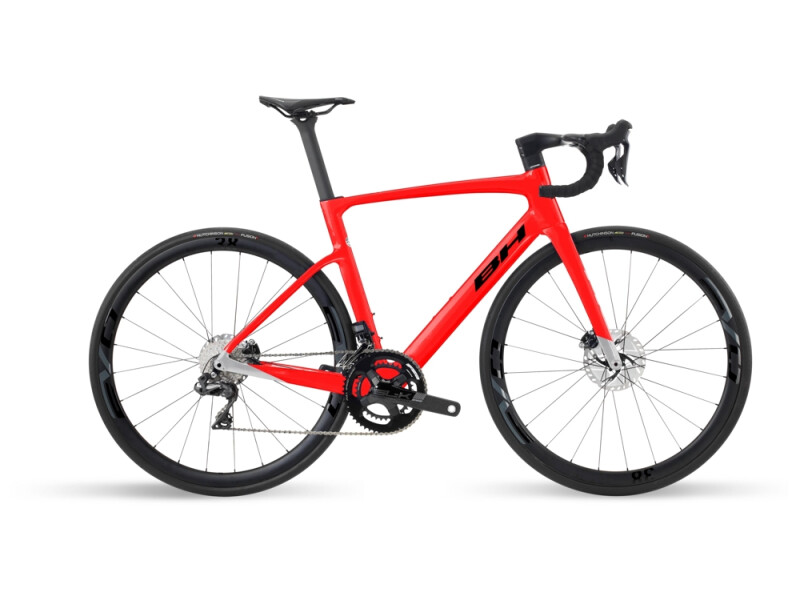 BH Bikes RS1 5.0 Red-Grey-Black