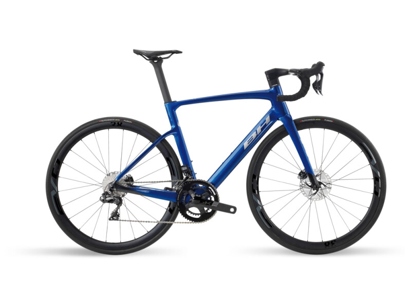 BH Bikes RS1 5.0 Blue-Silver-Black