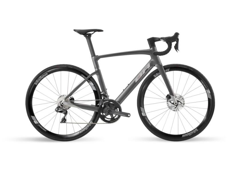 BH Bikes RS1 4.5 Black-Silver