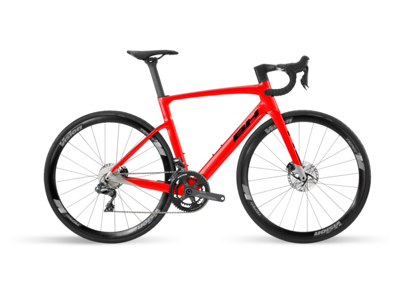 BH Bikes RS1 4.5 Red-Grey-Black