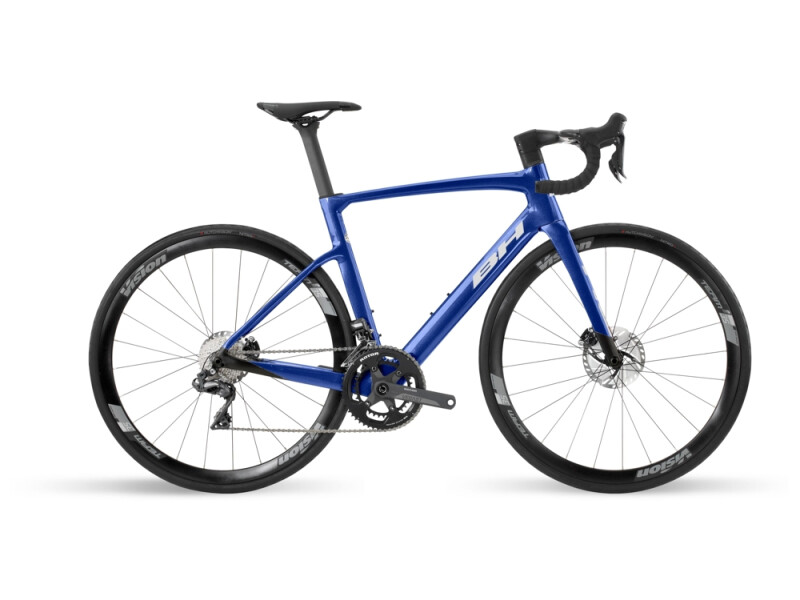 BH Bikes RS1 4.5 Blue-Silver-Black