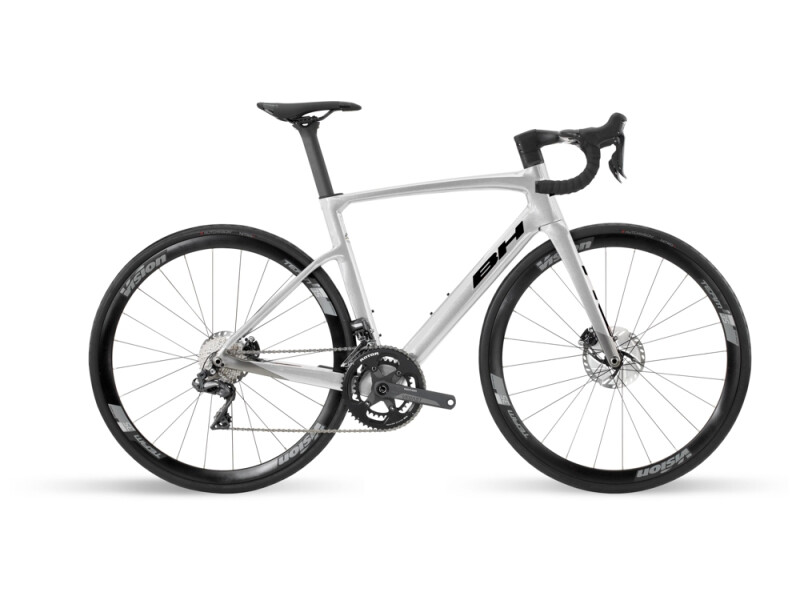 BH Bikes RS1 4.5 Duo Grey-Black