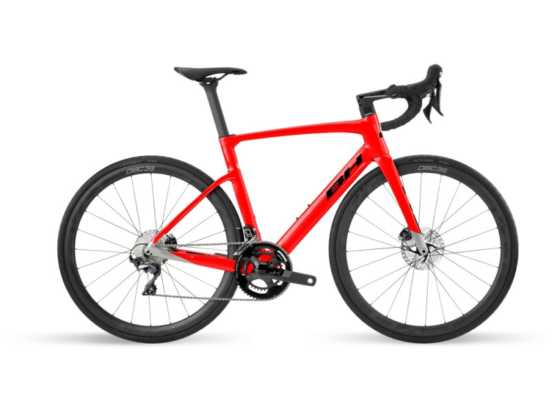 BH Bikes RS1 4.0 Red-Grey-Black
