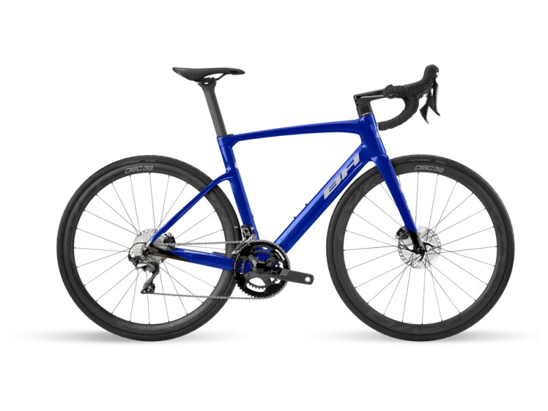 BH Bikes RS1 4.0 Blue-Silver-Black