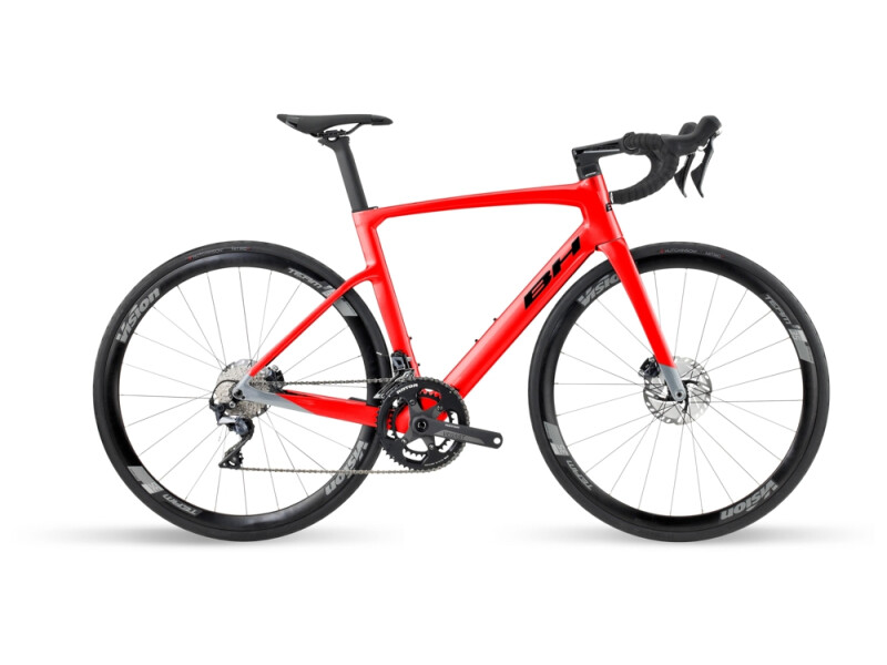 BH Bikes RS1 3.5 Red-Grey-Black