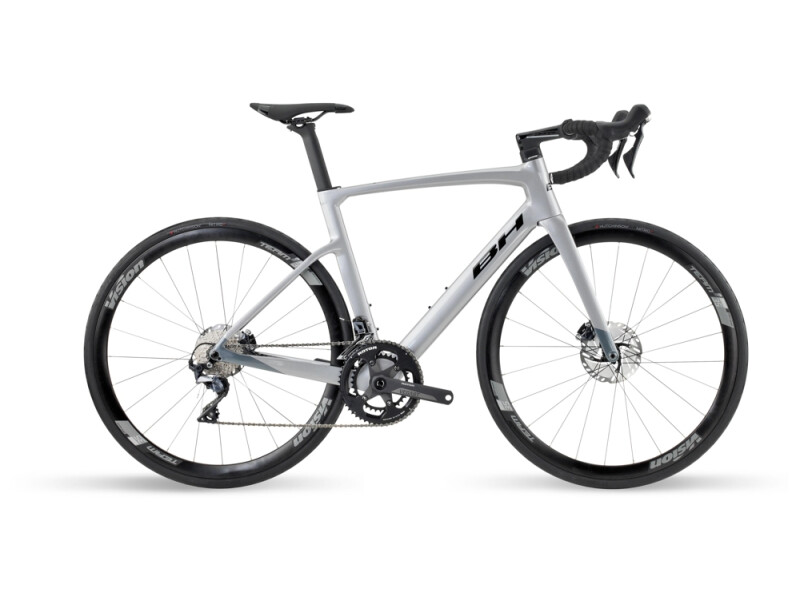 BH Bikes RS1 3.5 Duo Grey-Black