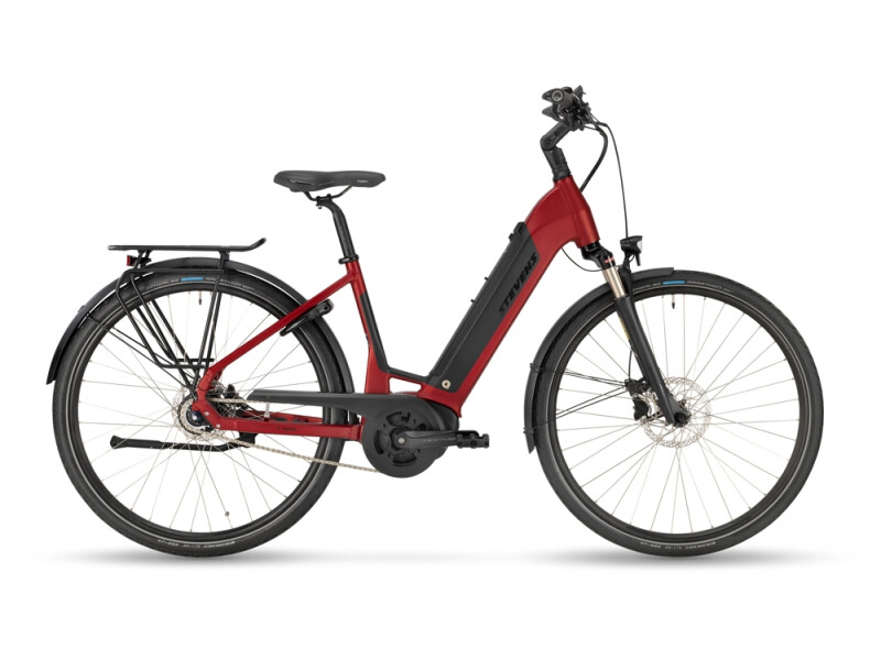 Stevens E-Courier PT5 Forma Red Pepper