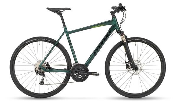 STEVENS - 5X Gent Deep Green