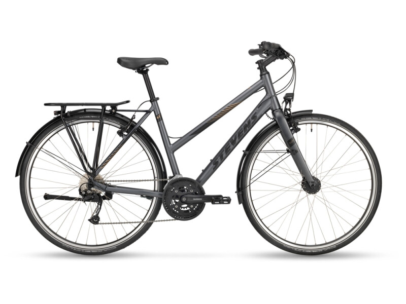Stevens 4X Lite Tour Lady Slate Grey