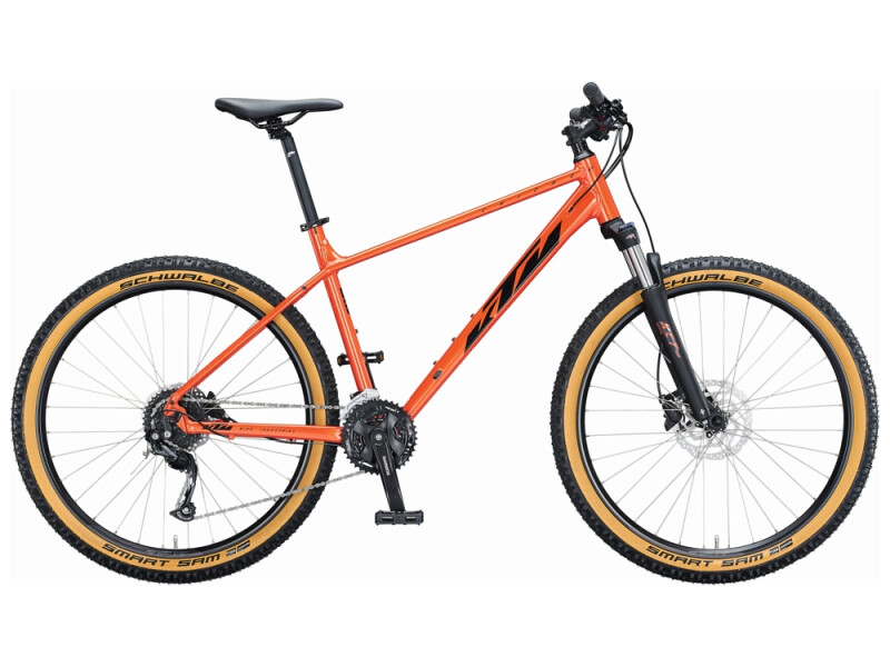 KTM CHICAGO DISC 271 orange