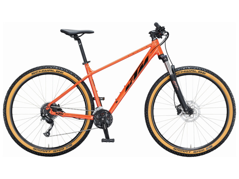 KTM CHICAGO DISC 291 orange