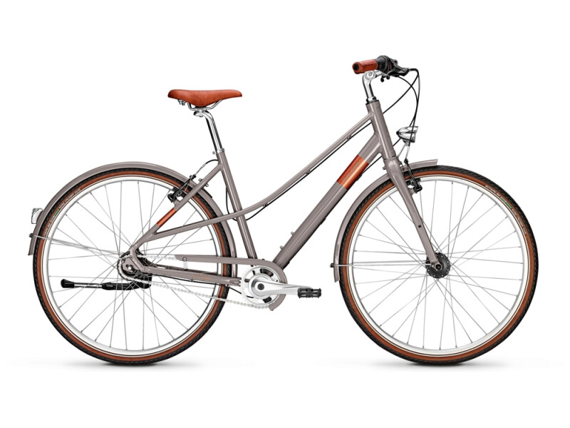 Raleigh HALIFAX 8 Mixte grey