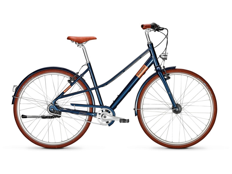 Raleigh HALIFAX 8 Mixte blue