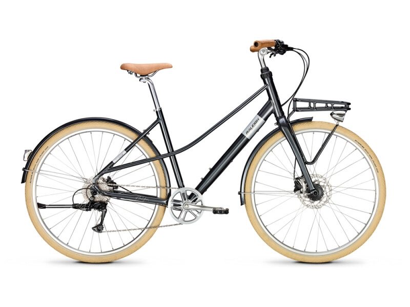 Raleigh HALIFAX 9 Mixte diamondblack