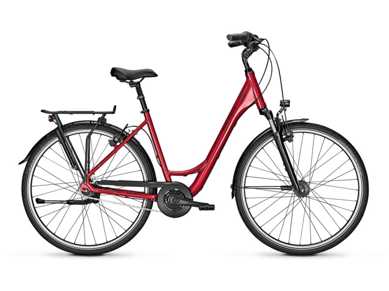 Raleigh ROAD CLASSIC 7 Wave red