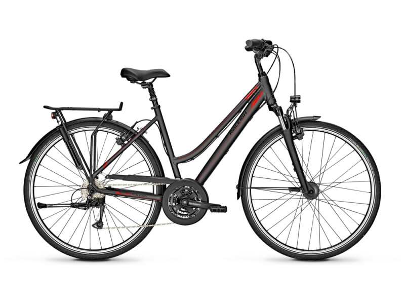 Raleigh ROAD CLASSIC 24 Trapez black