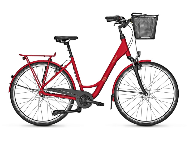 Raleigh UNICO LIFE Wave red