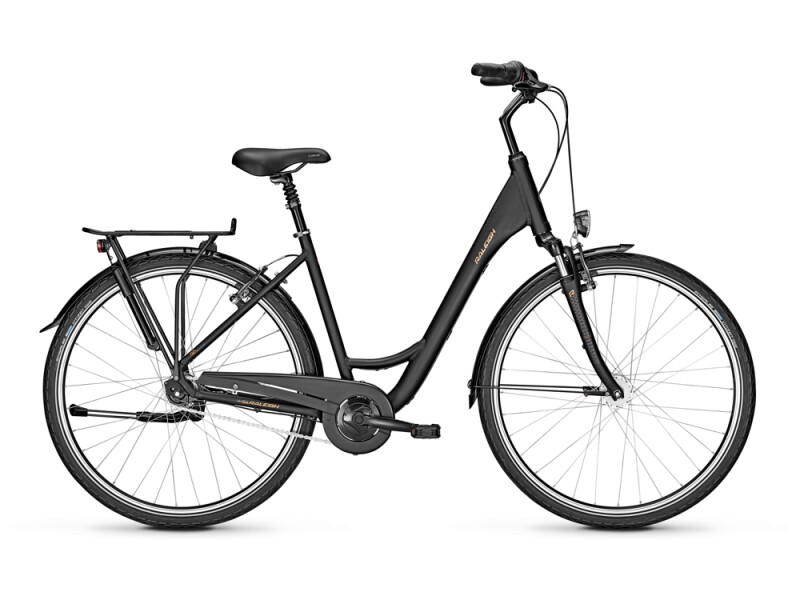 Raleigh CHESTER 7 Wave black