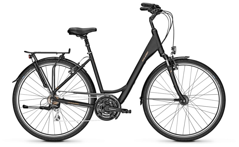 Raleigh CHESTER 21 Wave black