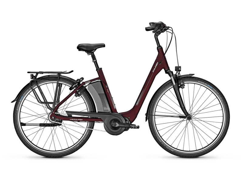 Raleigh CORBY 8 Comfort red