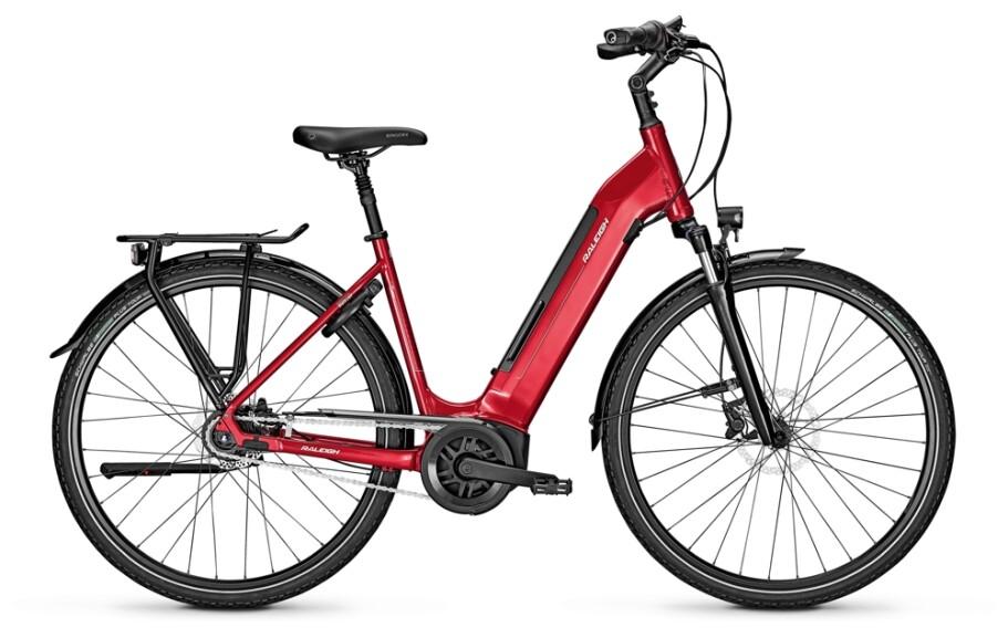 Raleigh Bristol 8 RED