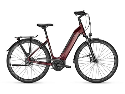 Raleigh BRISTOL PREMIUM Wave red