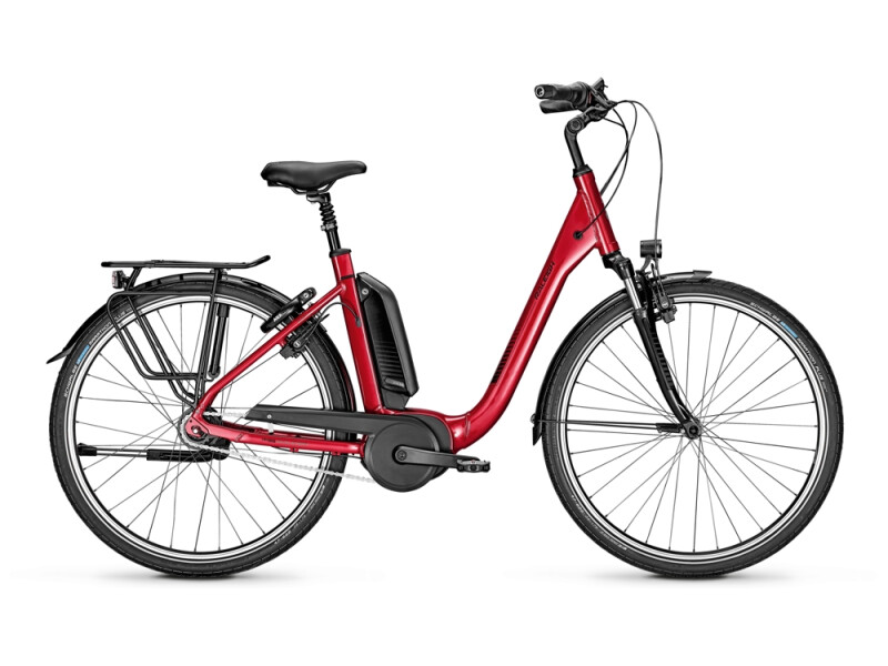 Raleigh KINGSTON 8 Comfort red