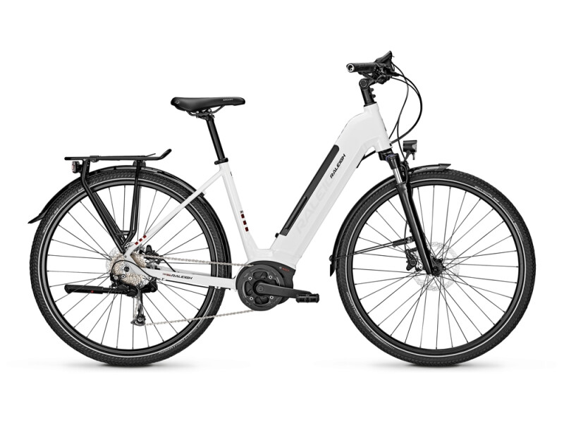 Raleigh KENT 9 Wave white