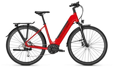 Raleigh KENT 9 Wave red