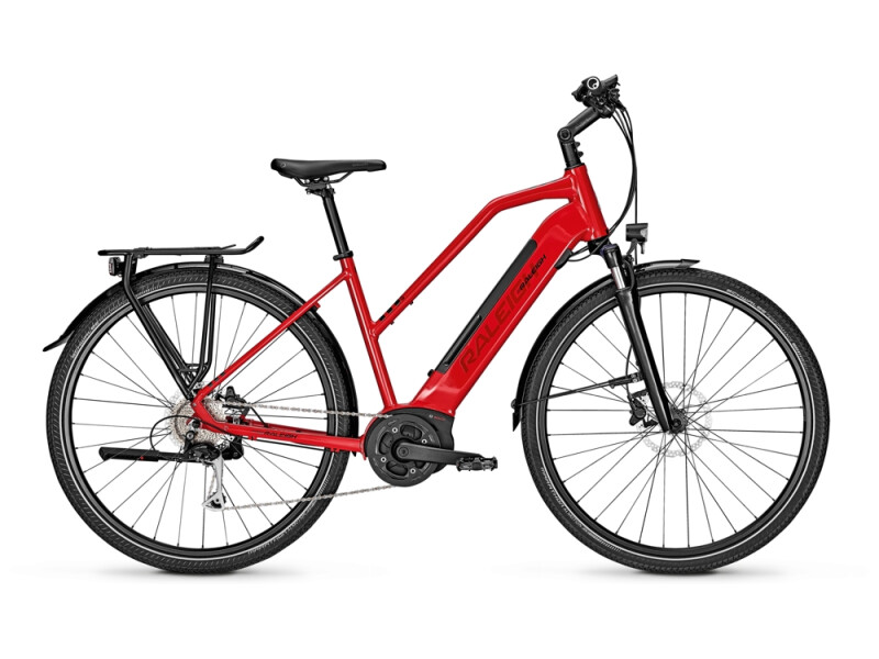 Raleigh KENT 9 Trapez red