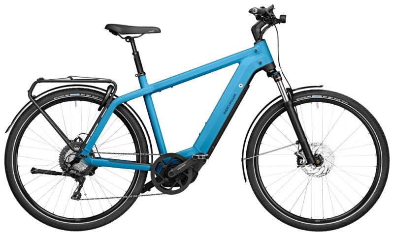 Riese und Müller Charger3 touring 625 Wh e-Trekkingbike