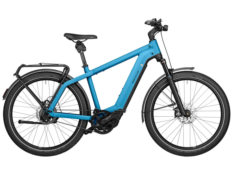 Riese und Müller Charger3 GT rohloff 500 Wh