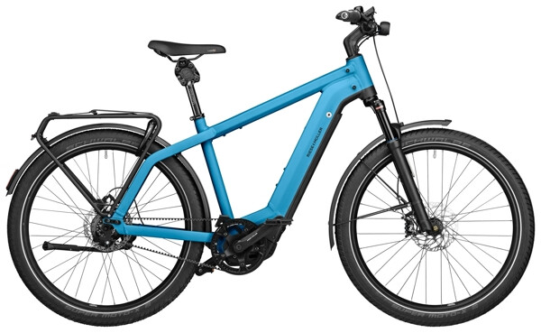 RIESE UND MÜLLER - Charger3 GT rohloff 625 Wh