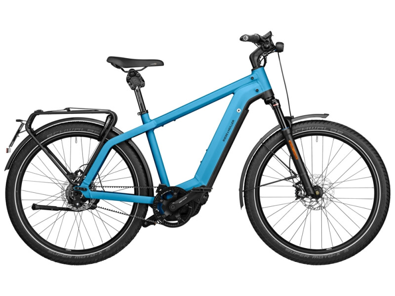 Riese und Müller Charger3 GT rohloff HS 500 Wh