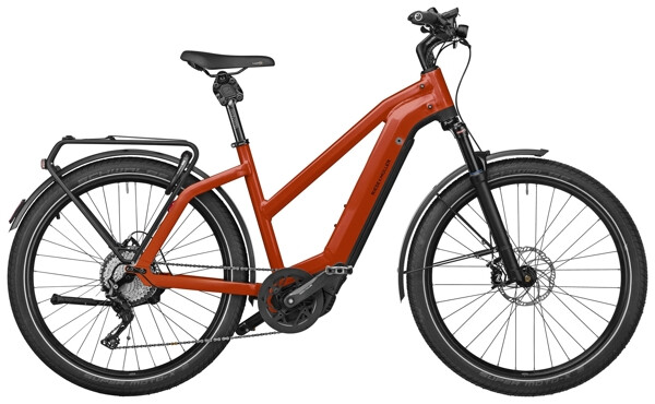 RIESE UND MÜLLER - Charger3 Mixte GT touring DualBattery 1125