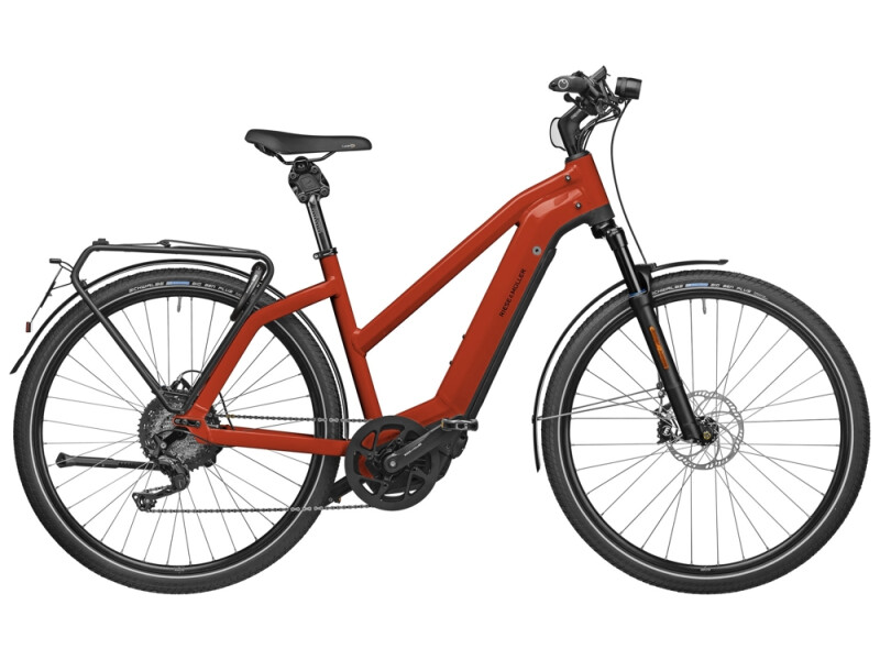 Riese und Müller Charger3 Mixte touring HS DualBattery 1125