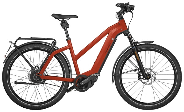 RIESE UND MÜLLER - Charger3 Mixte GT vario HS 500 Wh
