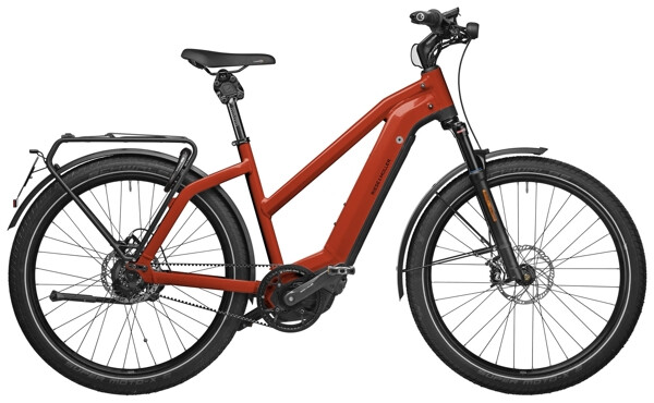 RIESE UND MÜLLER - Charger3 Mixte GT rohloff HS 500 Wh