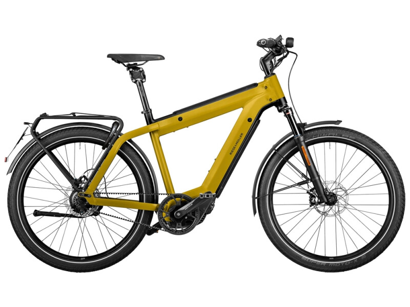 Riese und Müller Supercharger2 GT rohloff HS DualBattery 1000
