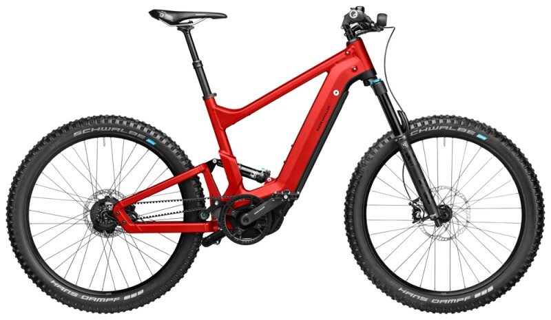 Riese und Müller Delite mountain touring 500 Wh