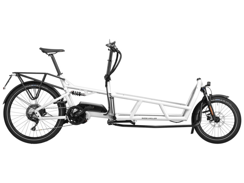Riese und Müller Load 75 touring HS DualBattery 1000