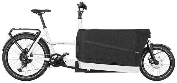 RIESE UND MÜLLER - Packster 70 touring 500 Wh