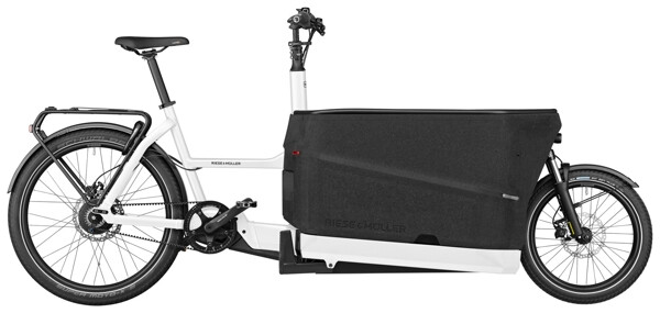 RIESE UND MÜLLER - Packster 70 vario 500 Wh