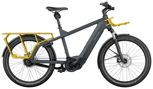 RIESE UND MÜLLER - Multicharger GT vario DualBattery 1125
