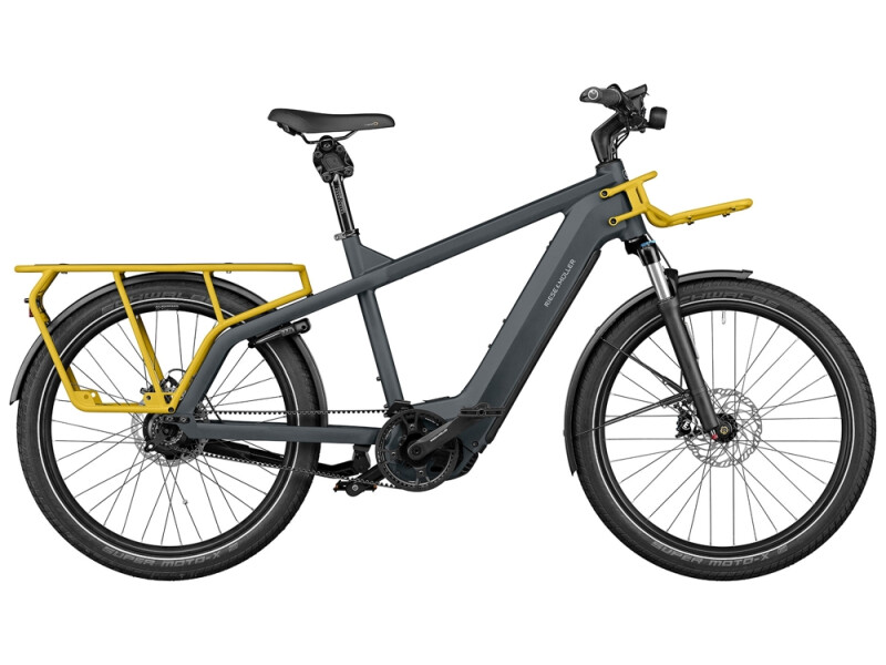 Riese und Müller Multicharger GT rohloff DualBattery 1125