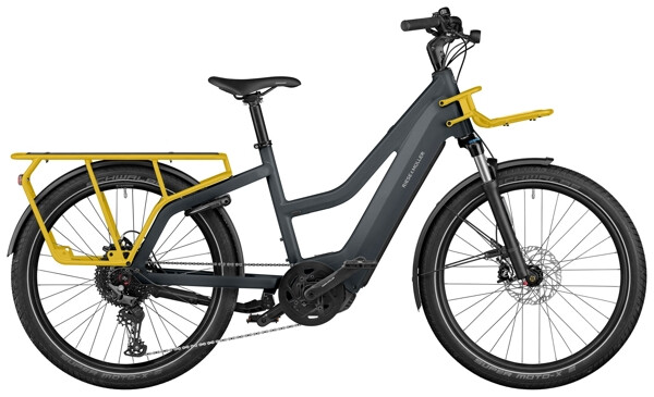 RIESE UND MÜLLER - Multicharger Mixte GT light 625 Wh