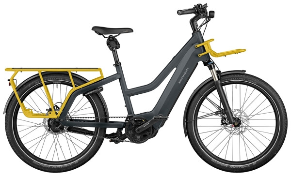 RIESE UND MÜLLER - Multicharger Mixte GT rohloff 500 Wh