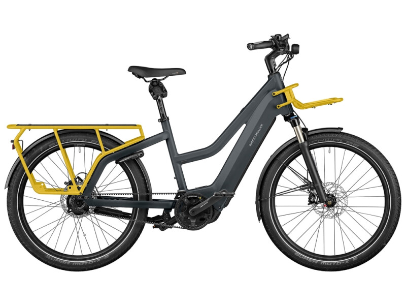 Riese und Müller Multicharger Mixte GT rohloff 500 Wh